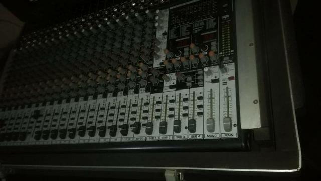 Mesa de som profissional behring - Foto 3