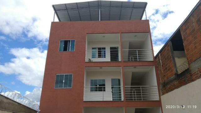 Apartamento Bairro Parque Águas, Térreo Disp., Sac, 2 qts/suíte, 95 m² .Valor 160 mil