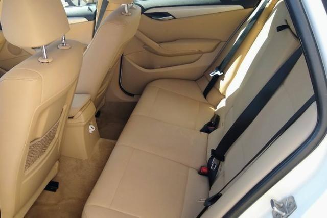 Linda Bmw X1 2.0 16V 2012 Top Branca (interior caramelo) - Foto 11