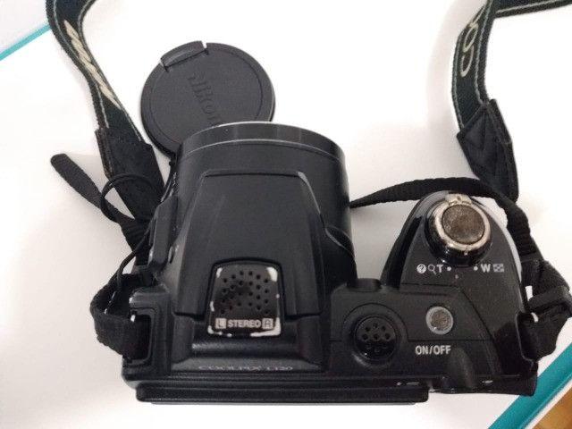 Câmera Nikon Coolpix L120 - Foto 3