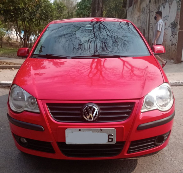 Polo Sedan Flex 1.6 bonito TOP BARATO