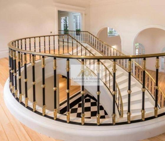 Sobrado com 5 dormitórios para alugar, 1120 m² por R$ 25.000,00/mês - Condomínio Country V - Foto 16