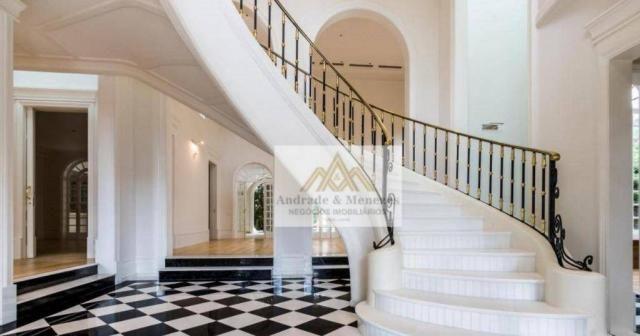 Sobrado com 5 dormitórios para alugar, 1120 m² por R$ 25.000,00/mês - Condomínio Country V - Foto 6