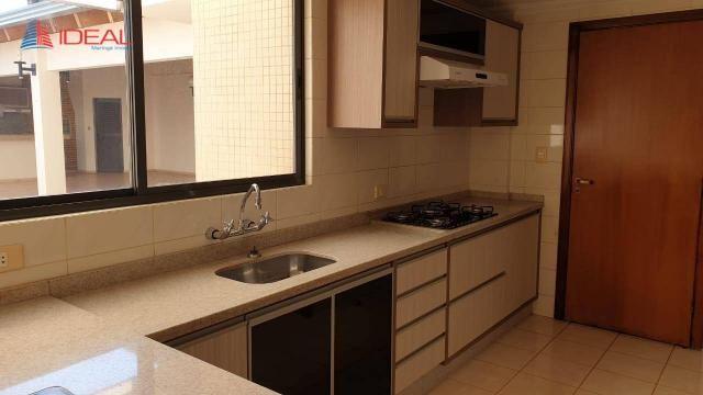 Apartamento com 3 dormitórios para alugar, 380 m² por R$ 3.500,00/mês - Jardim Novo Horizo - Foto 6