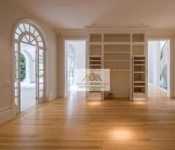 Sobrado com 5 dormitórios para alugar, 1120 m² por R$ 25.000,00/mês - Condomínio Country V - Foto 10