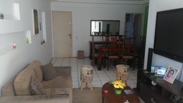 Apartamento à venda com 3 dormitórios em Cocó, Fortaleza cod:DMV273 - Foto 2