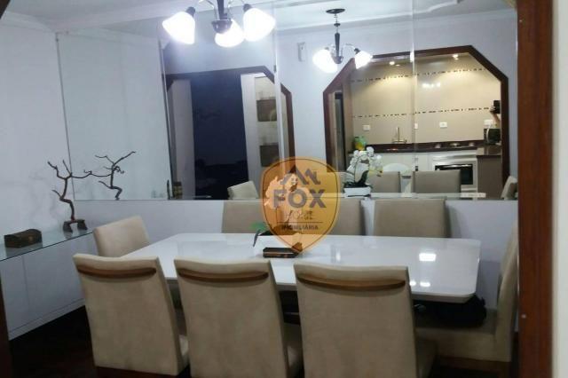 Sobrado com 3 dormitórios para alugar, 240 m² por R$ 5.500,00/mês - Cajuru - Curitiba/PR - Foto 6