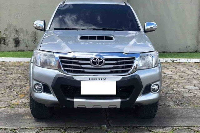 Toyota Hilux Cabine Dupla Hilux 3.0 TDI 4x4 CD srv (Aut) 2015