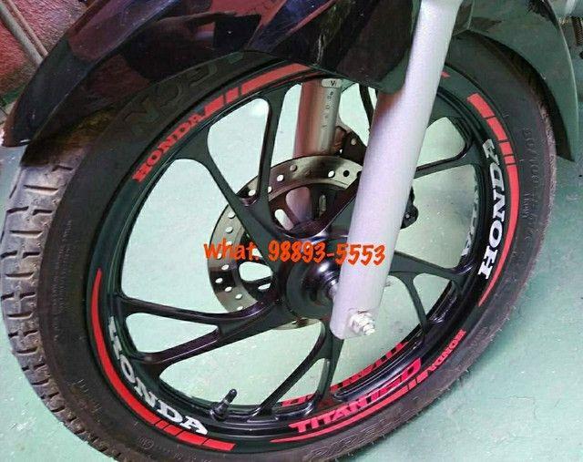 Ades. refletivos de varios modelos de motos  - Foto 4