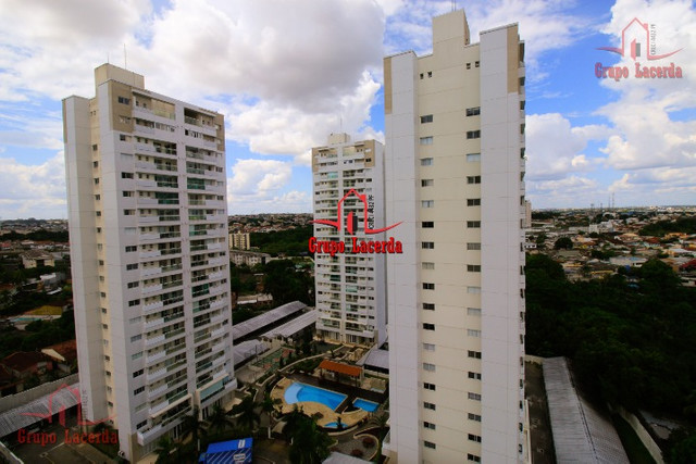 Apartamento na Ponta Pegra 133m2 3 suites - Foto 3