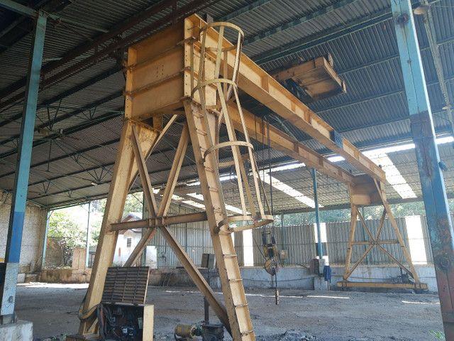 Pórtico 15 tons - Foto 4