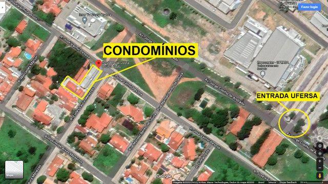 Aluga-se apartamentos próximo a Ufersa - Costa e Silva Mossoró - Foto 9