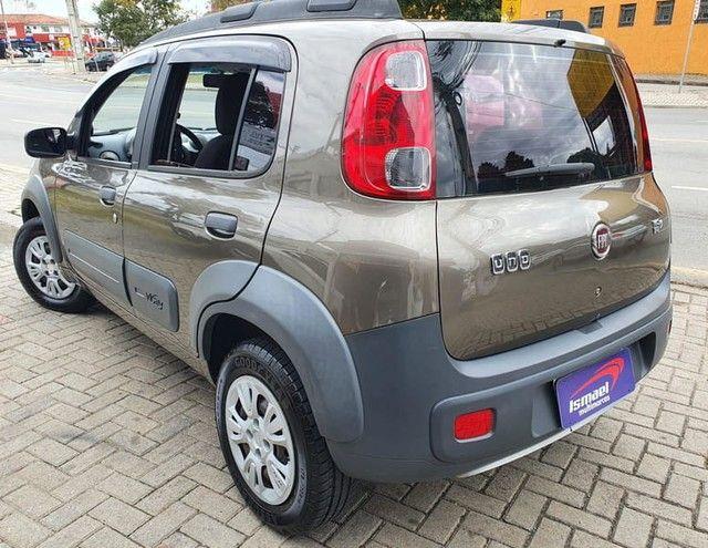 Fiat UNO WAY 1.0 8V FLEX 4P MEC. - Foto 5