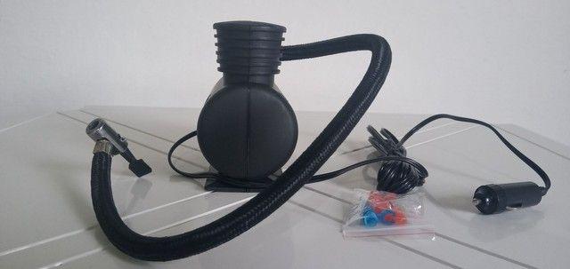 Mini compressor de ar portátil veicular - Foto 3