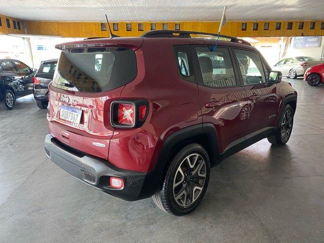 Vendo Jeep Renegade Longitude 2019 1.8 Flex Automático 6 marchas (Carro Extra) - Foto 4