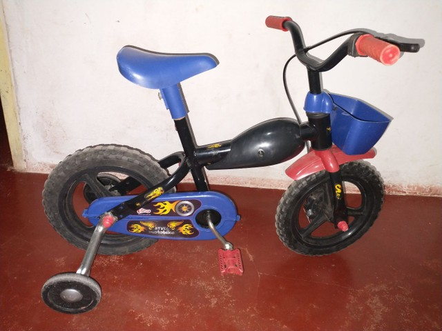 Bike infantil aro 12 - Foto 2