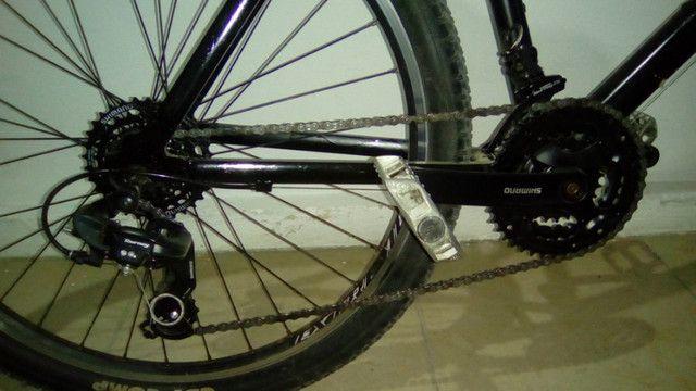 Biscleta de alumínio caloi - Foto 4