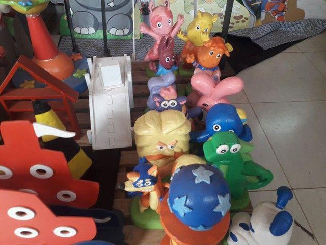Itens de decoração infantil