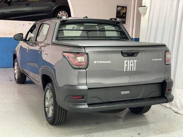 Fiat Strada Volcano 2021, rápida negociação.  - Foto 3