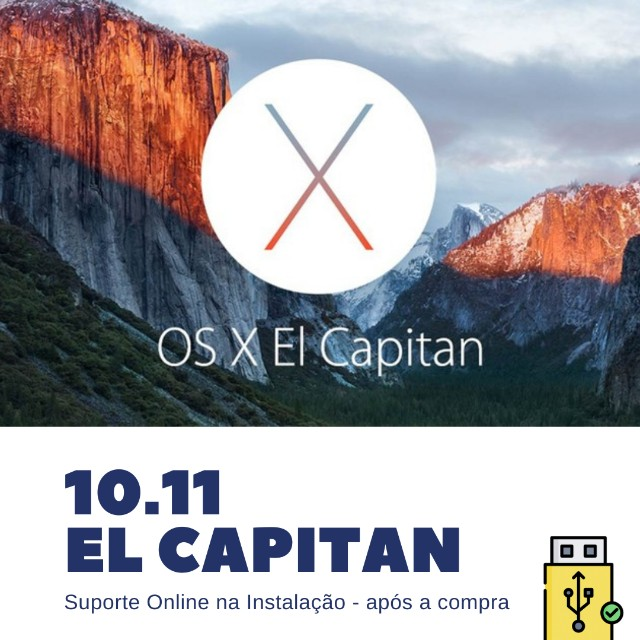 Pendrive Bootável - Apple - todas as versões - Foto 4