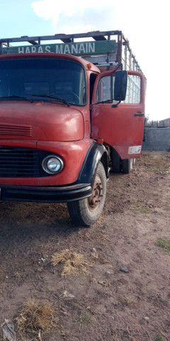 Caminhão 11.13 ano 74 - Foto 5