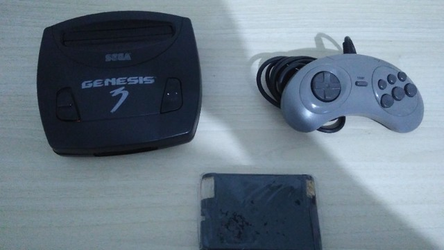 Genesis 3 Mega Drive 3 (Ps1,Ps2,Ps3,mega drive,nintendo,3ds,xbox,wii,psp,3do,pc,Game Boy) - Foto 2