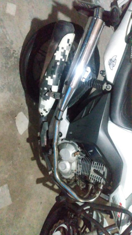 Escape fortuna com 160 honda