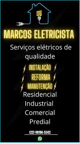 Eletricista residencial /predial