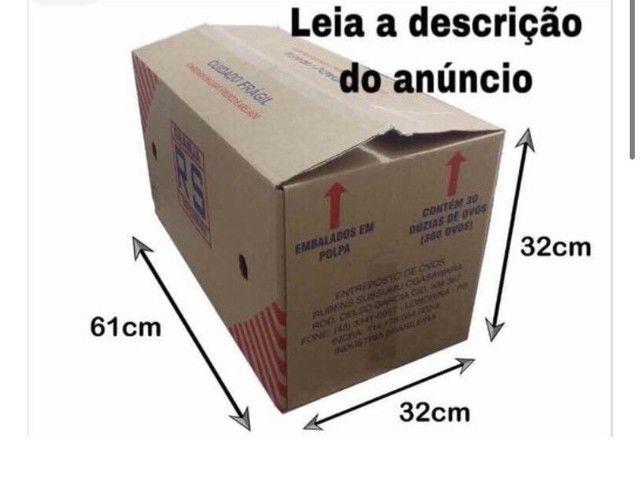 Caixas de papelão PREÇO DESCRIÇÃO  - Foto 4