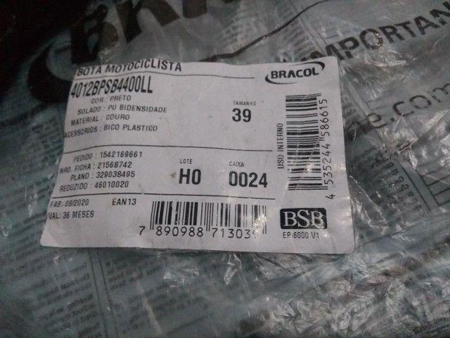 Botas Bracol Motoqueiro - Foto 3