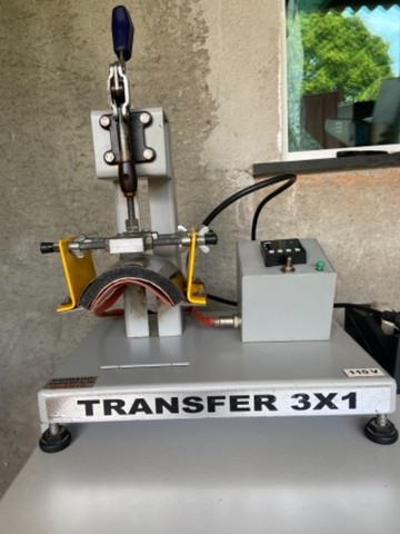 Máquina transfer a laser - Foto 5