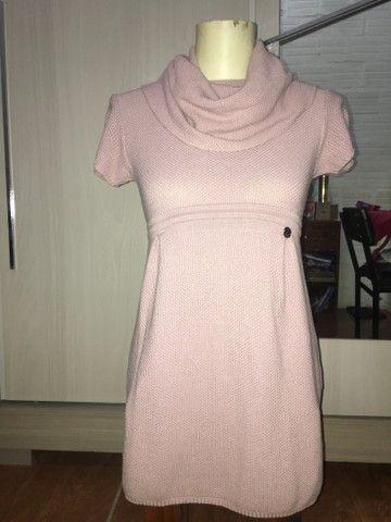 Vest Legguing de Lã - temos aqui na Brechó Boutique Márcia Elisa  - Foto 2