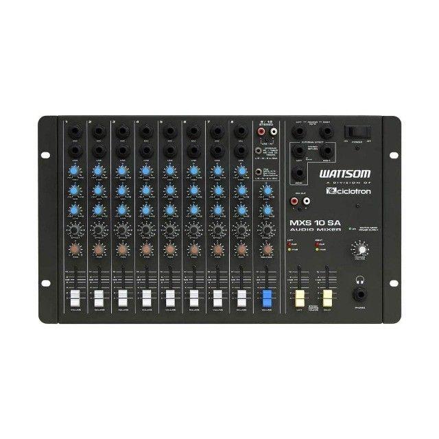 Mesa de Som MXS 10 SD da Ciclotron
