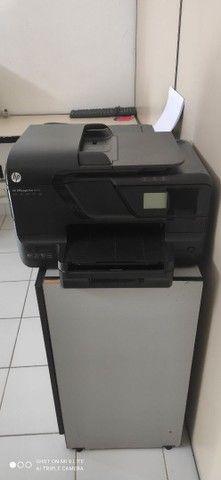 Impressora HP officejet Pro 8600 com defeito