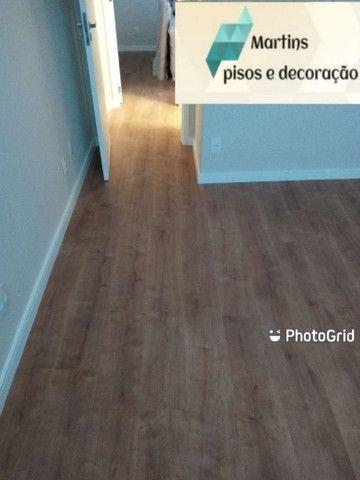 pisos laminados , vinilico e rodapes - Foto 5