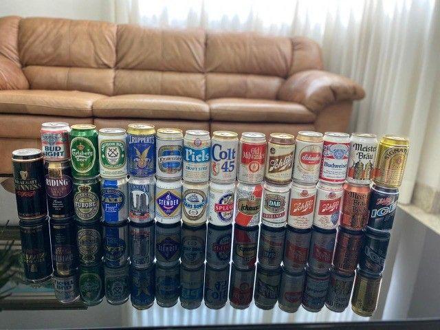 Latas de cerveja para colecionador - Foto 4