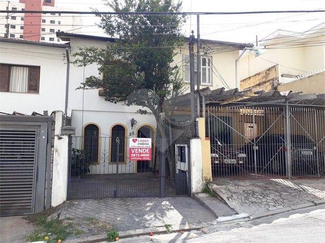 Casa à venda com 3 dormitórios em Santana, São paulo cod:REO378341