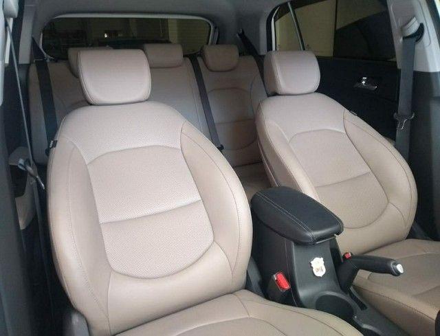 Hyundai Creta 1.6 16V FLEX LIMITED AUTOMÁTICO 2021 4P - Foto 11