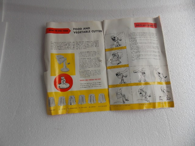 Cortador de legumes Manual com Cones de corte - Foto 6