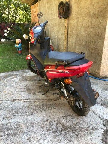 Vendo shineray jet ou troco por moto emplacada - Foto 4