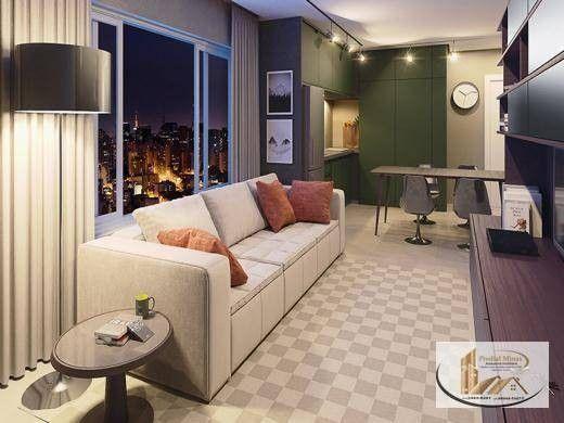 Apartamento com 2 dormitórios à venda, 71 m² por R$ 919.000 - Lourdes - Belo Horizonte/MG - Foto 3