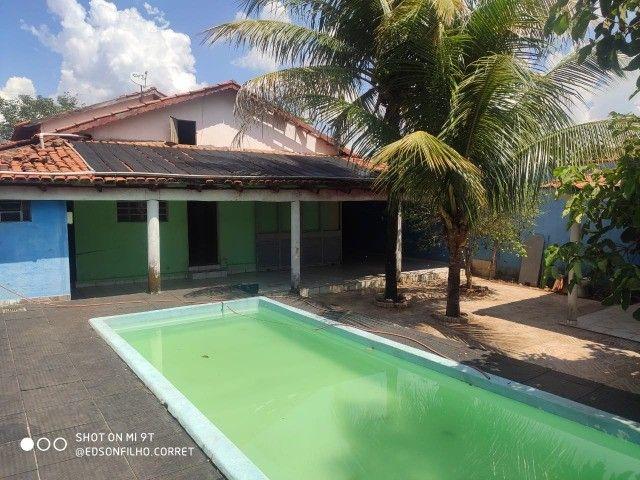 Casa  Jardim Mariliza 3 quartos com suíte, com piscina.