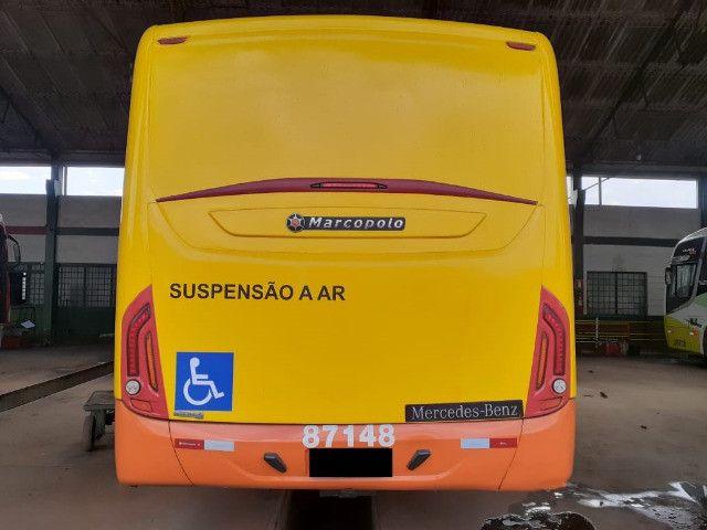 Ônibus Mercedes Benz, chassi OF-1721, carroceria Marcopolo Torino, ano/modelo 2014/2014 - Foto 3