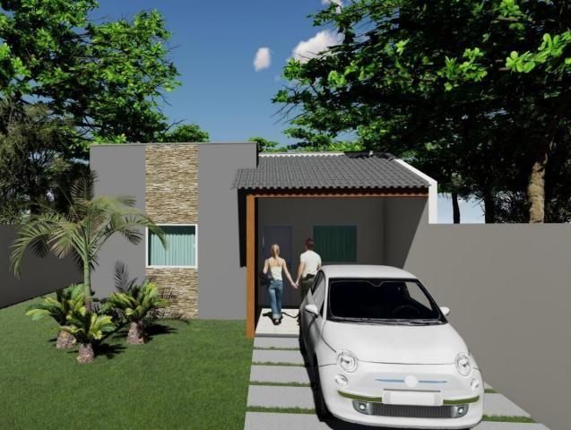 Casa para Venda em Várzea Grande, Novo Mundo, 2 dormitórios, 1 suíte, 1 banheiro, 2 vagas