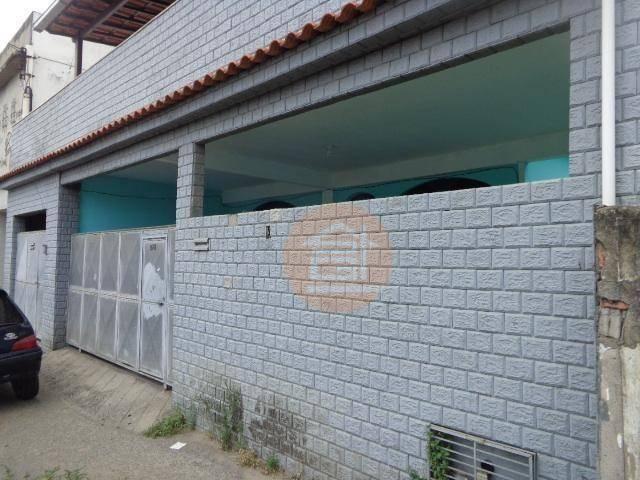Casa em Nova Cidade - 02 Quartos - Quintal - Garagem - São Gonçalo - RJ. - Foto 2