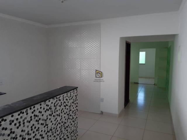 Casa com 2 dormitórios à venda, 91 m² por R$ 195.000 - São Simão - Várzea Grande/MT - Foto 7