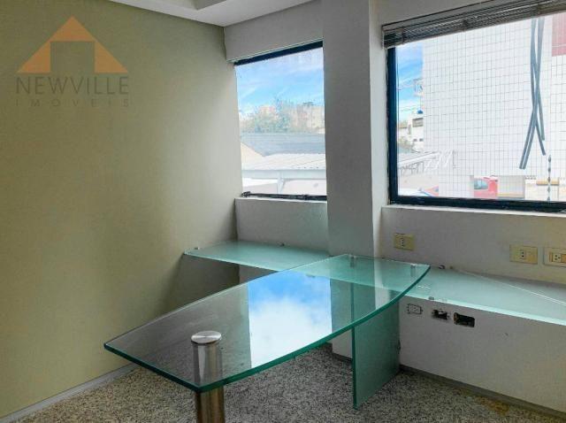 Andar Corporativo para alugar, 250 m² por R$ 9.500/mês - Ilha do Leite - Recife - Foto 8