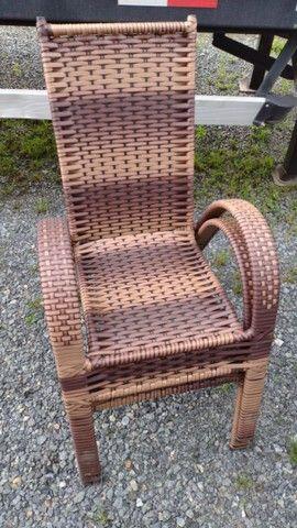 Cadeira Sofia de área e varandas  - Foto 2