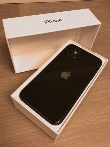 iPhone 11 novo na Caixa 64Gb