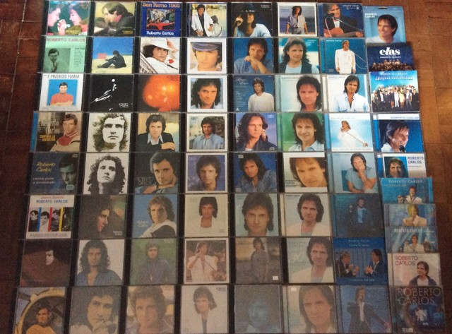 Roberto Carlos - 80 anos (Discografia completa) - Foto 2